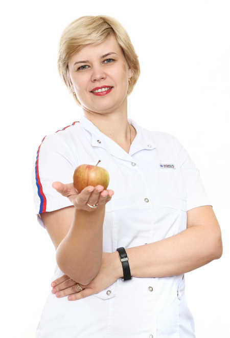 Швороб Елена Анатольевна - Терапевт Врач-стоматолог терапевт первой категории